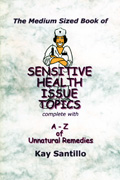JSensitive health issue Topic
